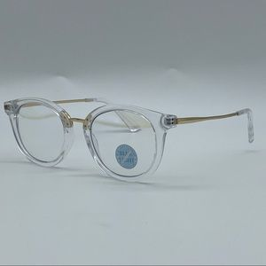 BP 50mm Round Blue Light Blocking Glasses
